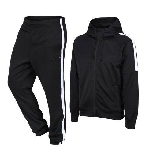 Tracksuit; Jogging Tracksuit; tracksuit for men; jogging suit; Manufacturer; Sialkot; Pakistan; Export; Apparel; Garments;